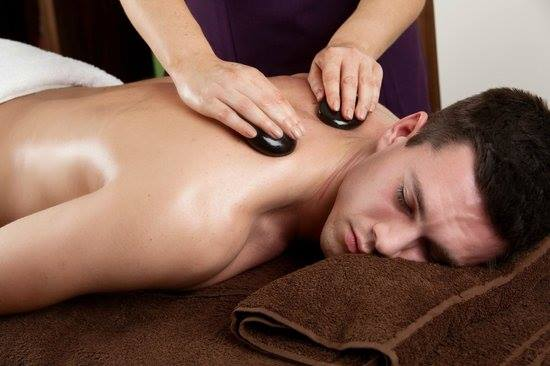 hot stones therapy for men and women cape town